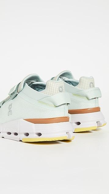 On Cloudnova Wrap Sneakers