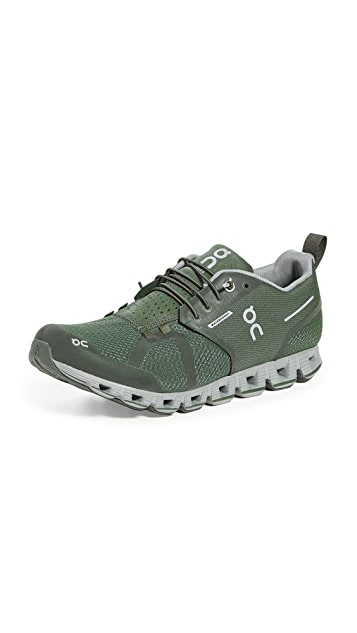 On Cloud Waterproof Sneakers