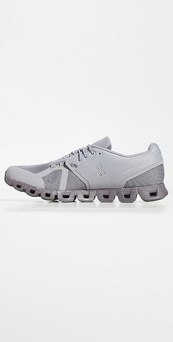 On Cloud Monochrome Sneakers