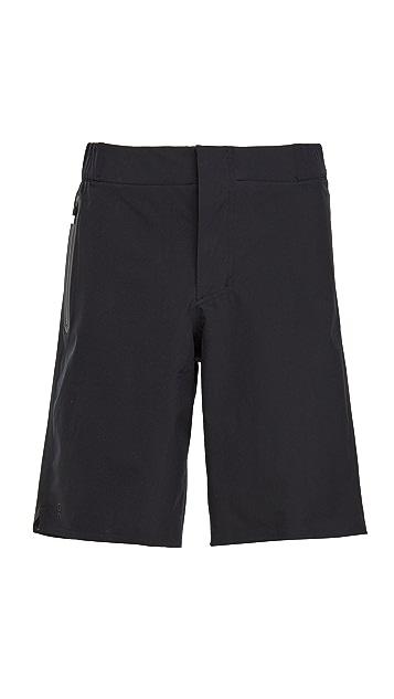On Waterproof Shorts