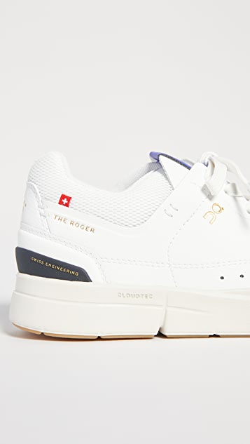 On The Roger Federer Centre Court Sneakers