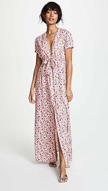 Valencia & Vine Allison Maxi Dress