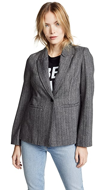 Valencia & Vine Tailored Classic Slim Blazer