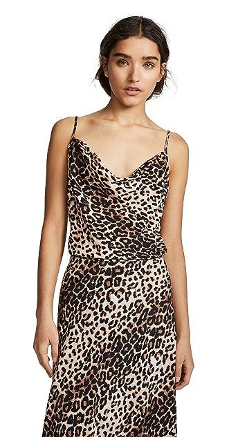 Valencia & Vine Leopard Camisole