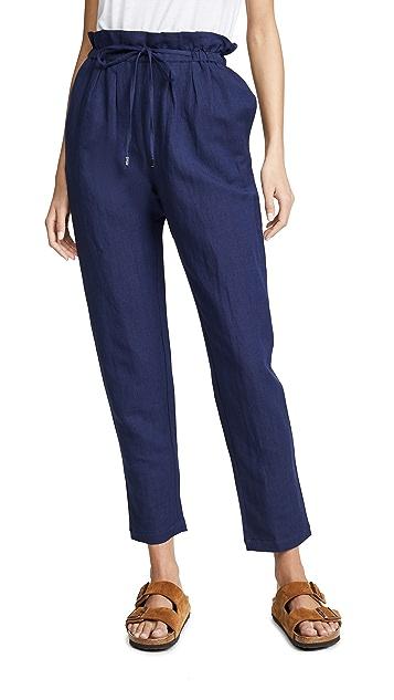 Valencia & Vine Linen Easy Pants