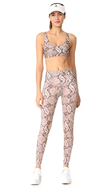 Onzie Mamba Python High Rise Leggings