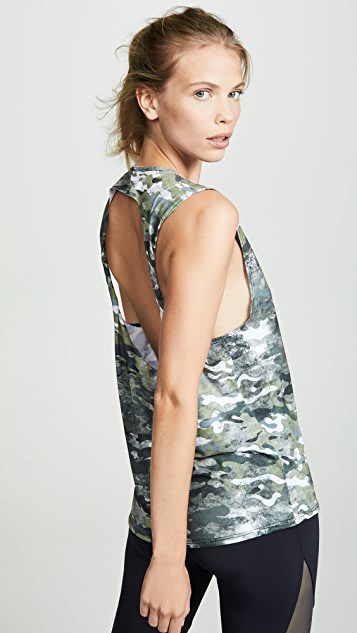 Onzie Twist Back Tank
