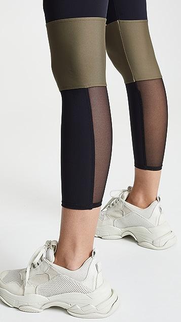 Onzie Momentum Midi Leggings