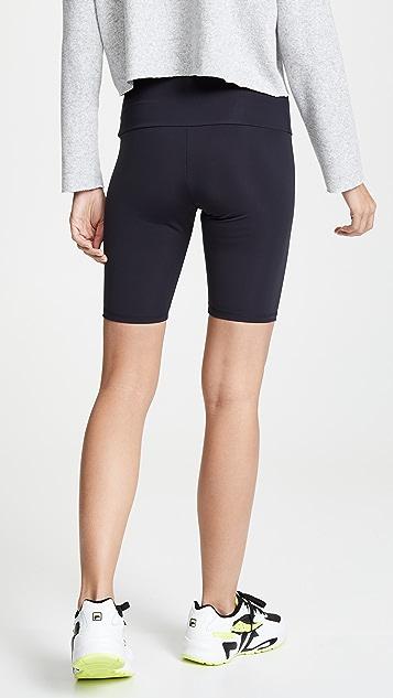 Onzie 高腰机车短裤