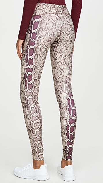 Onzie High Rise Graphic Leggings