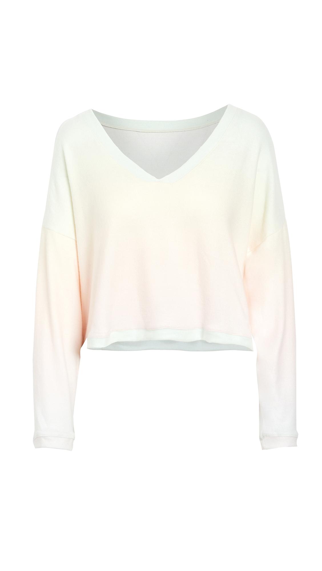 Onzie Weekend V Neck Sweater