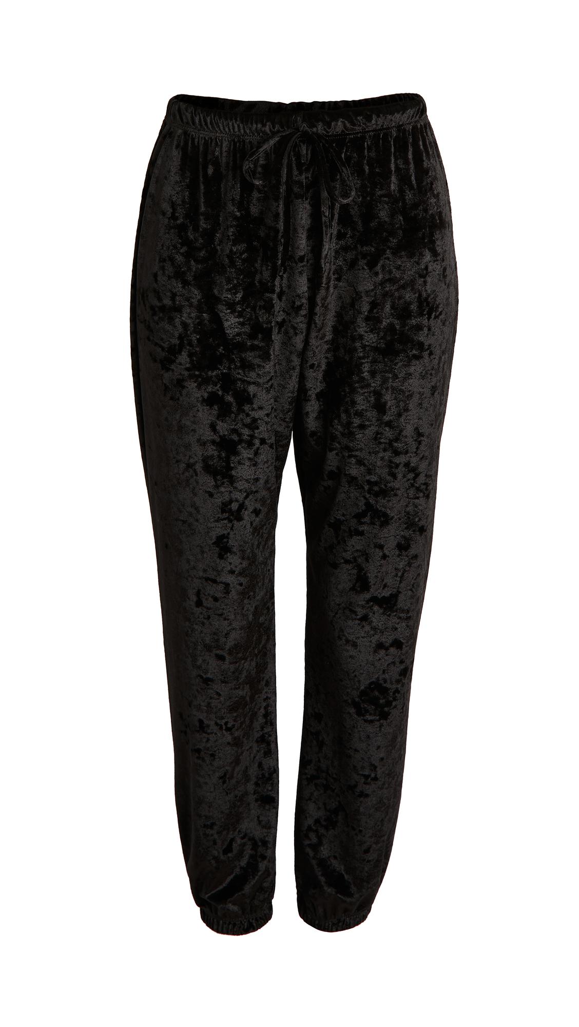 Onzie Velvet Weekend Sweatpants