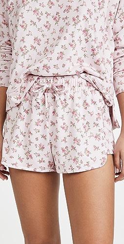 Onzie - Divine 花卉短裤