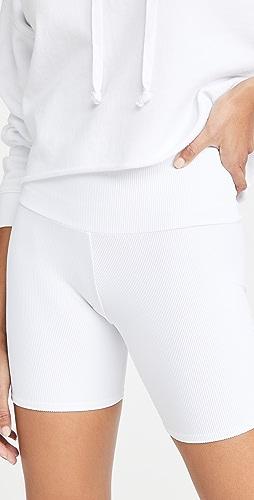Onzie - 罗纹单车短裤