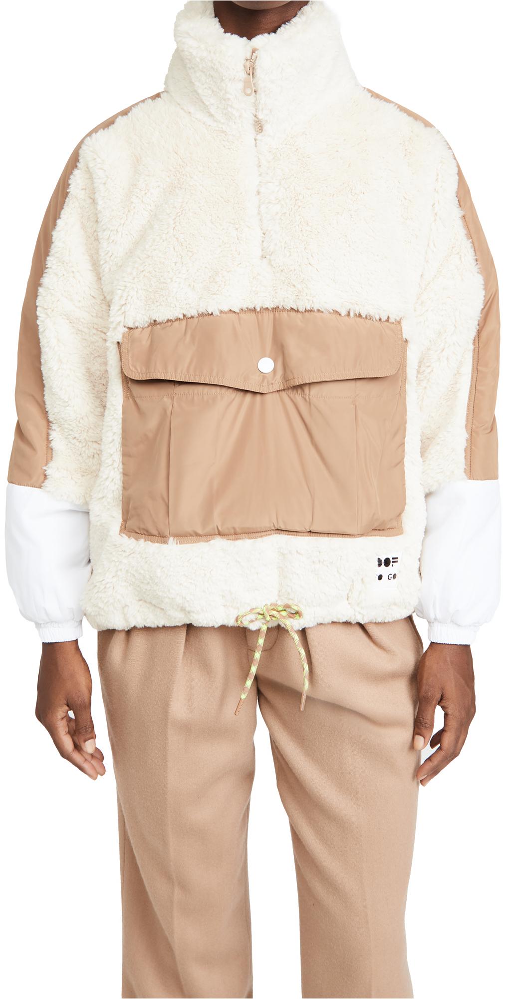OOF Front Pocket Pullover