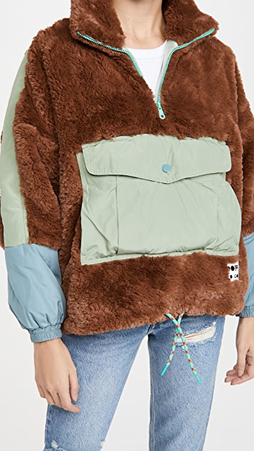 OOF Front Pocket Pull Over