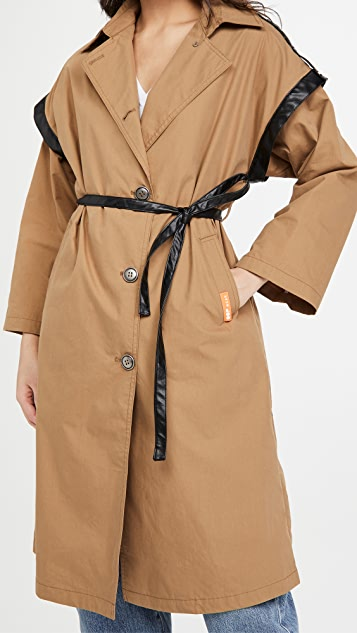 OOF 9025 Trench Jacket
