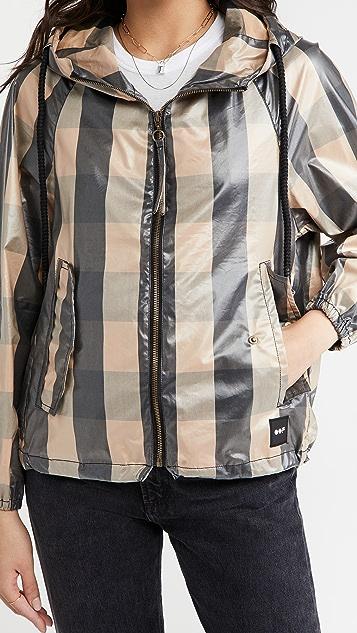 OOF 格纹夹克
