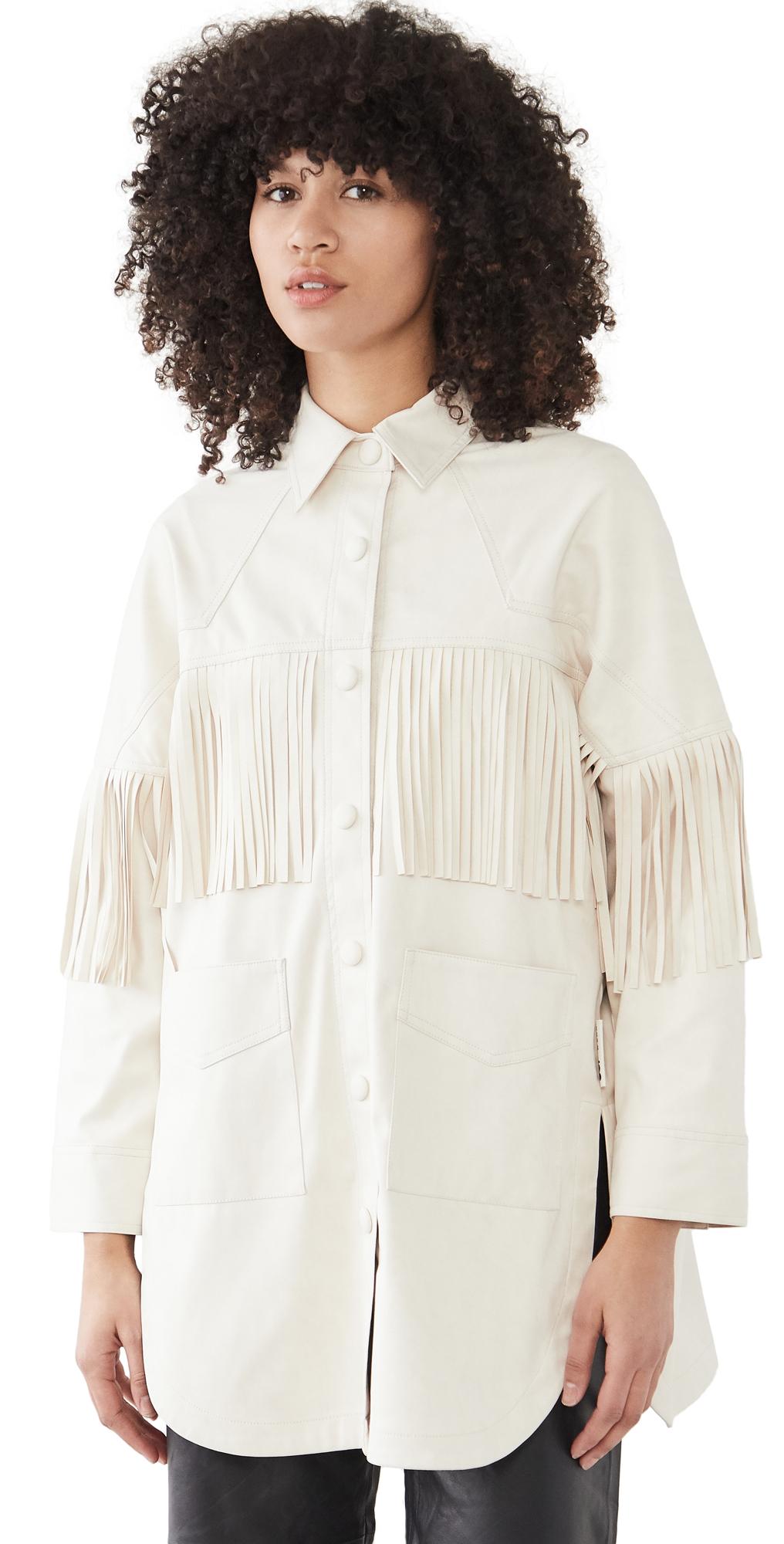 OOF 9022 Fringe Jacket