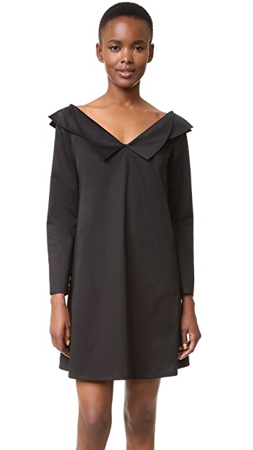 Opening Ceremony Off Shoulder Dress