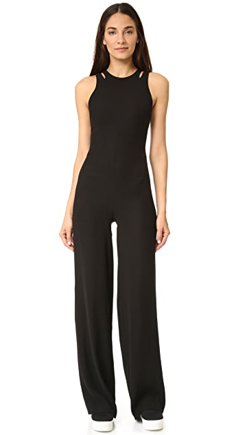 Opening Ceremony Stone Racer Jumpsuit