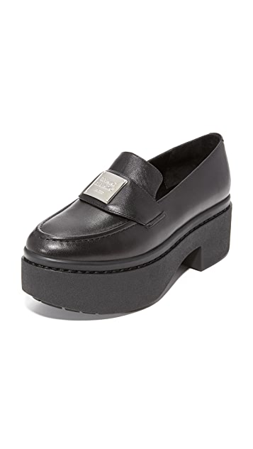 Opening Ceremony Agnees Platform Loafers