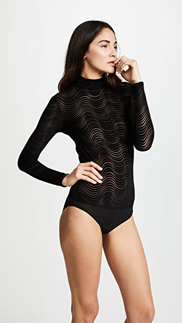 Opening Ceremony Devore Bodysuit