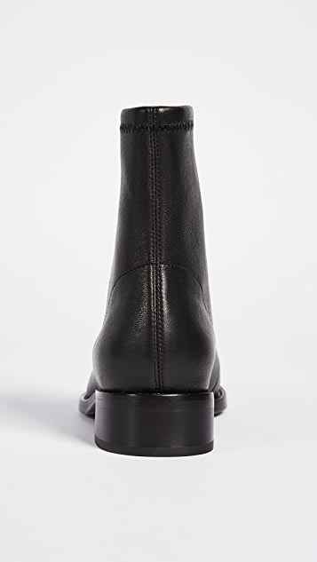 Opening Ceremony Dani Leather Flat Boots