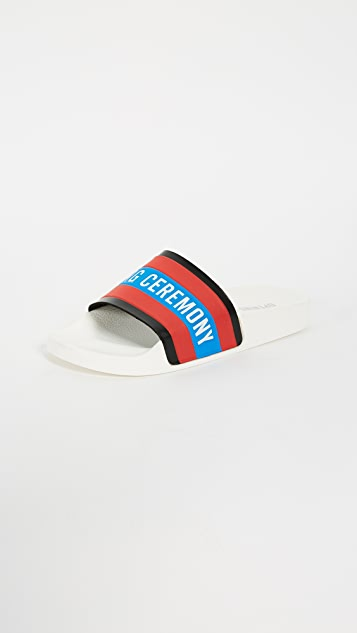 Opening Ceremony Ace Slides