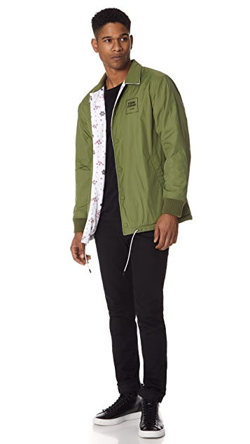 Opening Ceremony Reversible Signature Coach Jacket