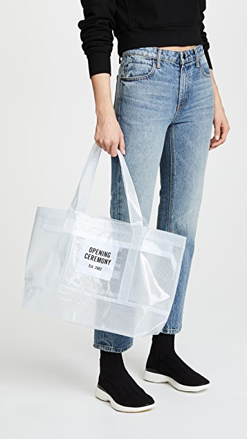 Medium Chinatown Tote Bag by Opening Ceremony