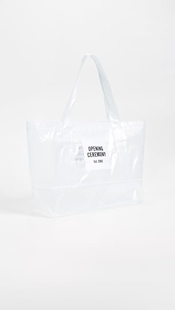 Opening Ceremony Medium Chinatown Tote Bag