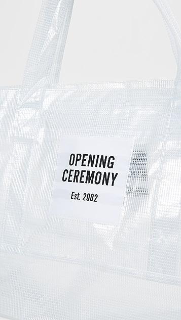 Opening Ceremony Medium Chinatown Tote Bag