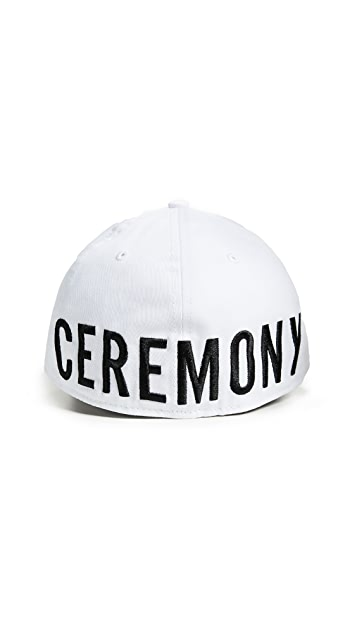 Opening Ceremony Satin Stitch Baseball Cap