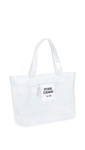 Opening Ceremony Medium Chinatown Tote