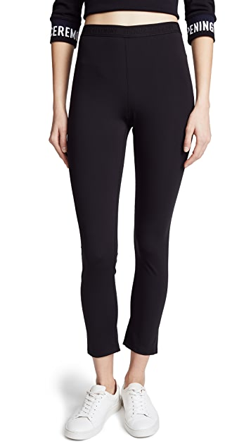 Opening Ceremony Banded Leggings