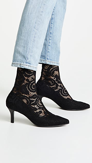 Opening Ceremony Queen Lace Boots