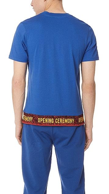 Opening Ceremony Logo Short Sleeve Tee