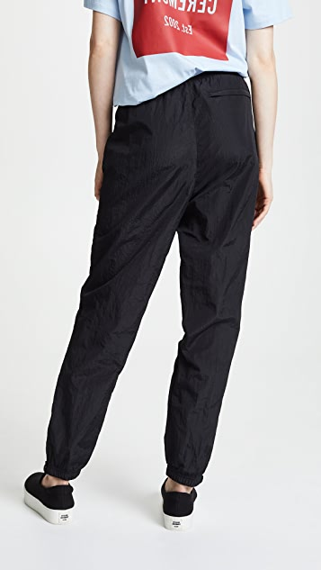 Opening Ceremony Crinkle Jogger Pants
