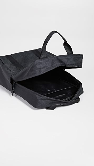 Opening Ceremony Ballistic Nylon Convertible Tote Backpack