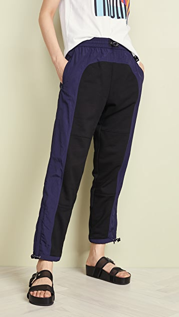 Opening Ceremony Nylon Hybrid Sweatpants
