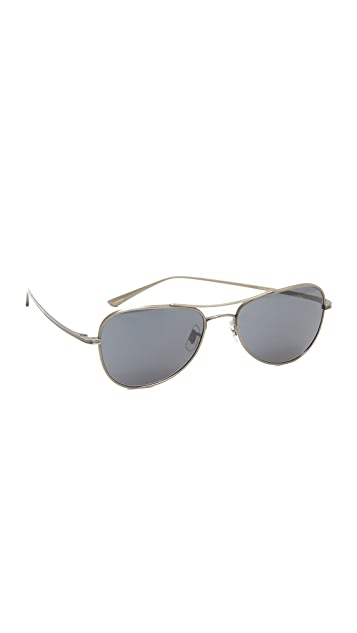 c73404f2a0f Oliver Peoples The Row Executive Suite Sunglasses | SHOPBOP