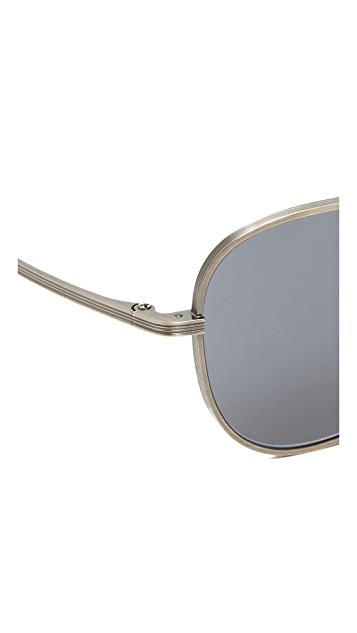 Oliver Peoples The Row Executive Suite Sunglasses