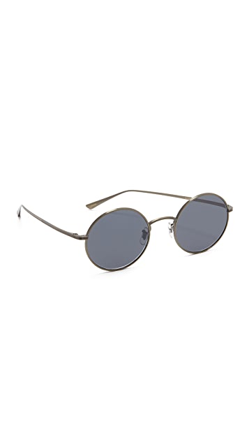 3da285b934a Oliver Peoples The Row After Midnight Flat Lens Sunglasses