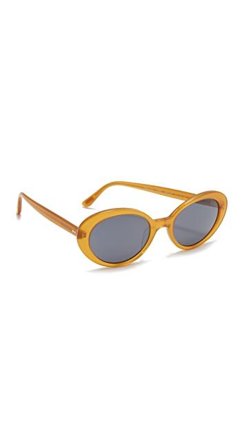 Oliver Peoples The Row Солнцезащитные очки Parquet