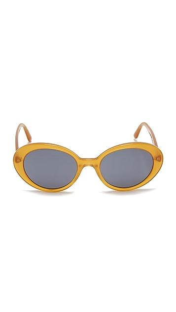 Oliver Peoples The Row Солнцезащитные очки Parquet