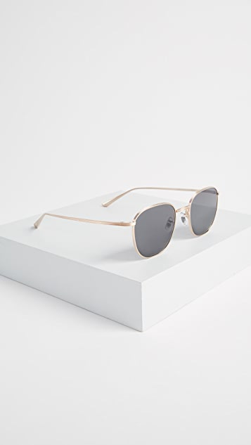 Oliver Peoples The Row Board Meeting 2 Sunglasses