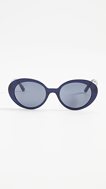 Oliver Peoples The Row Parquet Sunglasses