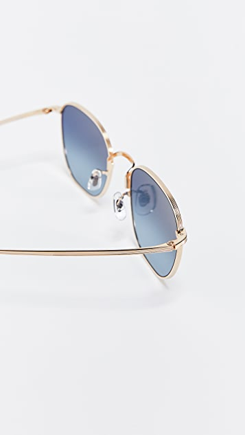 Oliver Peoples The Row Board Meeting Sunglasses