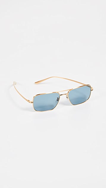 Oliver Peoples The Row Victory Sunglasses